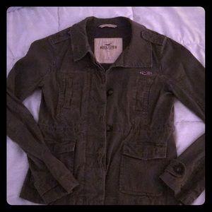 Olive Hollister Jacket